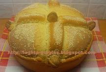 ψωμι  κουλουρακια