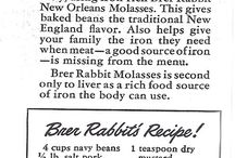Wartime ration food and recipes