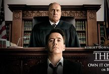 The Judge / Downey stars as big city lawyer Hank Palmer, who returns to his childhood home where his estranged father, the town's judge (Duvall), is suspected of murder. He sets out to discover the truth and along the way reconnects with the family he walked away from years before.
