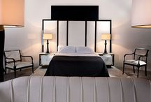 Guadarte Bedroom Collection / Beautiful bed frames and headboards collection from Guadarte.