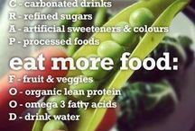 Healthy Food Facts / Simple facts about the food we eat so we have the knowledge and wisdom we need to make better choices for our bodies.