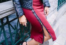 Skirt/Dress Ideas (Sewing)