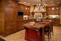 Kitchen Design Ideas / by Andrea Yori