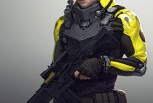 (Fallout) Style (Legion)