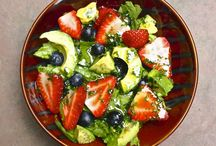Summer Meals with a Twist!  / Yummy dinner ideas for summer.