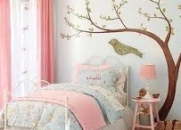 Decor--Girl Room Ideas / by Emily Peter