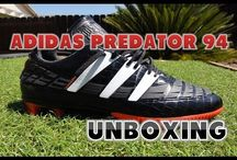 Boot Unboxing Videos / by SoccerCleats101