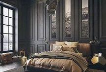 Gilles & Lionel Bedroom