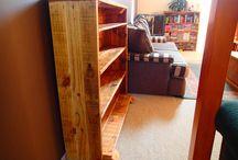Edgar Castillo / Pallets wood work