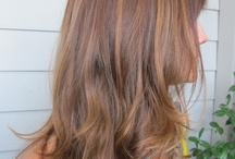 Brunettes with lighter tones