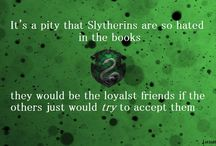 Slytherin Stuff / Everything on Slytherin House.