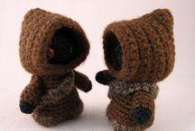 Hæklerier - Crochet