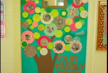 Back-to-School Door Decorating