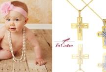 Υπέροχοι Βαπτιστικοί Σταυροί Triantos και FaCaDoro!!!