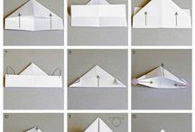 origami e tear