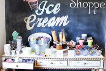 Ice cream bar