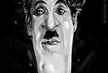 Caricature by Tvorivec