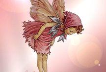 andělíček a víly