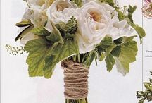 wedding bouquets / by Tina Townley