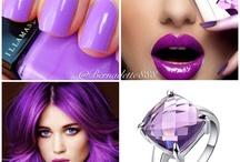 Purple / Colour