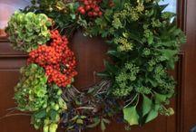 Wreath / Fall wreath