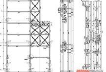 Foto della settimana / Foto della settimana   costruzione industriale: • Struttura in acciaio; • schemi costruttivi   Per ulteriori dettagli vi invitiamo a visitare il nostro sito http://www.derricoproject.com/ alla sezione Experience ▲ anno 2008