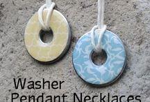 Beads & Jewelry - Washers