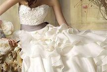 Wedding dresses for Verity