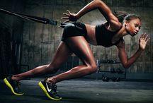 Motivation & Fitness / by Mia de Haan