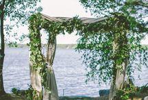 ♥ Eco chic wedding ideas