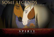 Spirit   Stallion of Cimarron