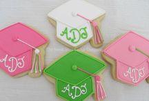 Sugar cookies/ graduation