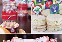 Derby party ideas / by Stephanie Johnson-Woolley