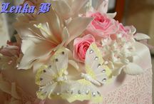 Cake by Lenka B / My sweet world