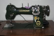 Antique Sewing Machines & Accessories / by Maria Mercieca Ruggier