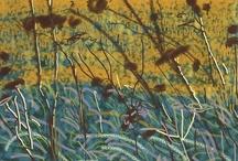 David Hockney / IPad creations