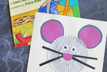 Mouse books activities