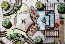 konut bahçesi