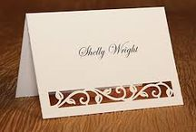 Place Name Card
