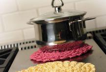 Crochet Kjøkken