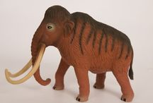 Ice Age Toys / Ice Age toys, prehistoric mammal models, prehistoric animals that lived during the Ice Age.
