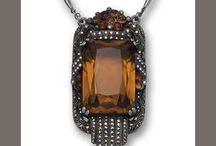 Art Deco :  Colliers/Art Deco Necklaces