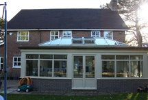 Skylights from 4 Season Doors & Rooflights Ltd / Aluminium and Frameless Skylights - Roof Lanterns - Rooflights