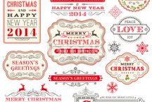 Christmas Printables / Christmas crafts to print, printables