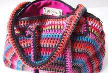 BAGS,PURSES,TOTES  ,BASSINETS,(bolsas de todo tipo) / by Lilia Herrera