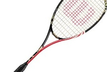 Wilson Squash Rackets / by Squash Source
