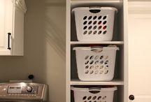 HOUSE - laundry