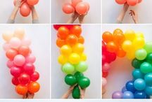 Baloon decoration