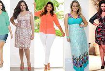 Moda Plus Size / Dicas de moda Plus Size