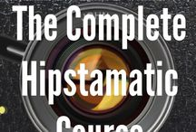 Hipstamatic complete course / by Shachar Srebrenik